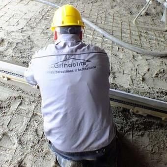 Profesionalus grindu betonavimas / UAB Grindolita / Darbų pavyzdys ID 544473