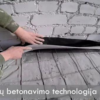 Profesionalus grindu betonavimas / UAB Grindolita / Darbų pavyzdys ID 544481