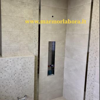 Plyteliu,mozaiku,naturalaus akmens klijavimas / MarmorLabora / Darbų pavyzdys ID 544655