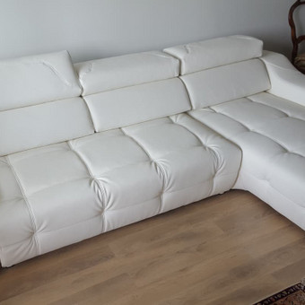 Minkštųjų baldų, kėdžių, minkštasuolių pervilkimas, remontas / Vytautas / Darbų pavyzdys ID 545019