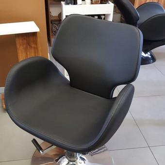 Minkštųjų baldų, kėdžių, minkštasuolių pervilkimas, remontas / Vytautas / Darbų pavyzdys ID 545029