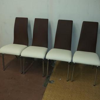 Minkštųjų baldų, kėdžių, minkštasuolių pervilkimas, remontas / Vytautas / Darbų pavyzdys ID 545037