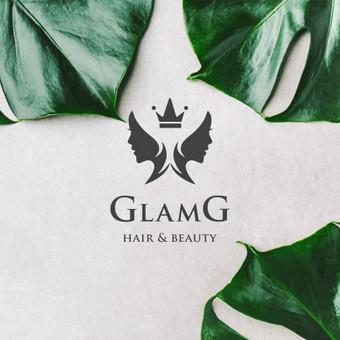 Profesionalių logotipų kūrimas ir maketavimo paslaugos / Gabrielė Momkutė / Darbų pavyzdys ID 545105