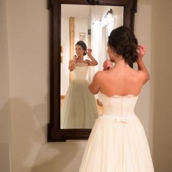 Vestuvinių suknelių, proginių, klasikinių rūbų siuvimas / Aprangos psichologija / Darbų pavyzdys ID 545175