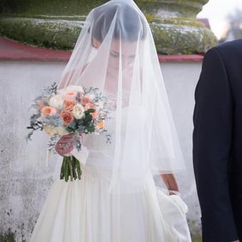 Vestuvinių suknelių, proginių, klasikinių rūbų siuvimas / Aprangos psichologija / Darbų pavyzdys ID 545179