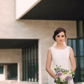 Vestuvinių suknelių, proginių, klasikinių rūbų siuvimas / Aprangos psichologija / Darbų pavyzdys ID 545181