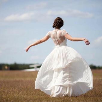 Vestuvinių suknelių, proginių, klasikinių rūbų siuvimas / Aprangos psichologija / Darbų pavyzdys ID 545183