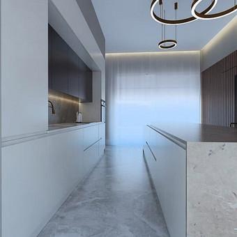 Interjero projektavimas / Flamingo interjero namai / Darbų pavyzdys ID 545467