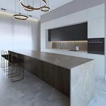 Interjero projektavimas / Flamingo interjero namai / Darbų pavyzdys ID 545471