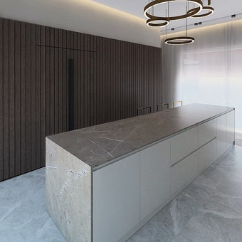 Interjero projektavimas / Flamingo interjero namai / Darbų pavyzdys ID 545473
