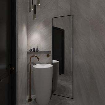 Interjero projektavimas / Flamingo interjero namai / Darbų pavyzdys ID 545477