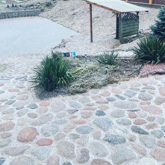 Akmens mūro darbai, Šlaitų ir pakrančių tvirtinimas,Gabion / Saulius / Darbų pavyzdys ID 545619
