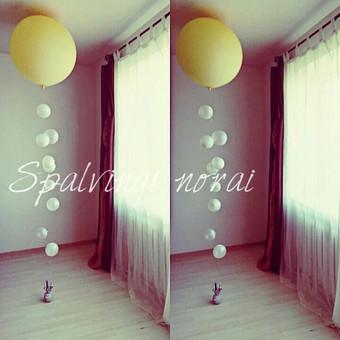 Pigiausi helio balionai Šiauliuose / Stilingi balionai / Darbų pavyzdys ID 546201