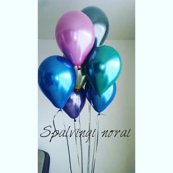 Pigiausi helio balionai Šiauliuose / Stilingi balionai / Darbų pavyzdys ID 546211