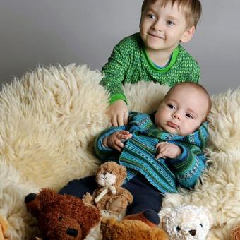 Krikštynų, vaikų gimtadieniai, šeimos fotosesijos.Vilnius / Foto Vaiko Krikštynos / Darbų pavyzdys ID 546261