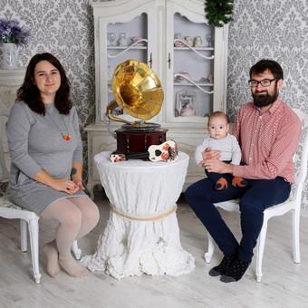 Krikštynų, vaikų gimtadieniai, šeimos fotosesijos.Vilnius / Foto Vaiko Krikštynos / Darbų pavyzdys ID 546267