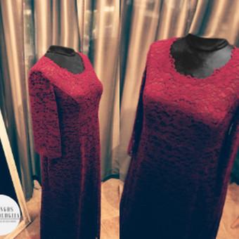 Vestuvinių suknelių, proginių, klasikinių rūbų siuvimas / Aprangos psichologija / Darbų pavyzdys ID 546851