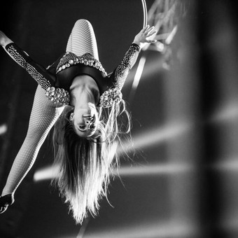 Oro akrobate / Karolina Stanionytė / Darbų pavyzdys ID 547151