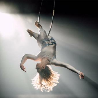 Oro akrobate / Karolina Stanionytė / Darbų pavyzdys ID 547171
