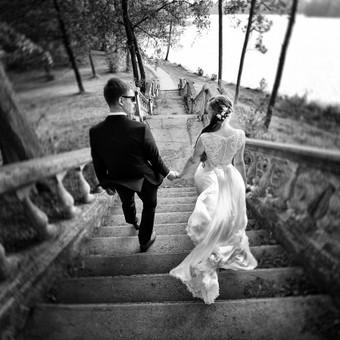Vestuvinių ir proginių suknelių siuvėja Vilniuje / Oksana Dorofejeva / Darbų pavyzdys ID 76434