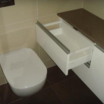 """Virtuvės baldai. Vonios baldai. Akmuo. UAB """"Forestė"""" / Dizainerė Audronė Baldai-Interjeras / Darbų pavyzdys ID 548419"""