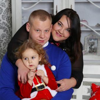 Krikštynų, vaikų gimtadieniai, šeimos fotosesijos.Vilnius / Foto Vaiko Krikštynos / Darbų pavyzdys ID 548673