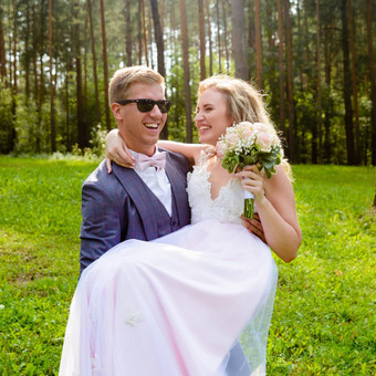 Profesionalus vestuvių fotografas / Livijus Raubickas / Darbų pavyzdys ID 549475