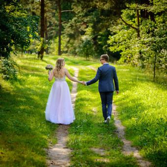 Profesionalus vestuvių fotografas / Livijus Raubickas / Darbų pavyzdys ID 549479