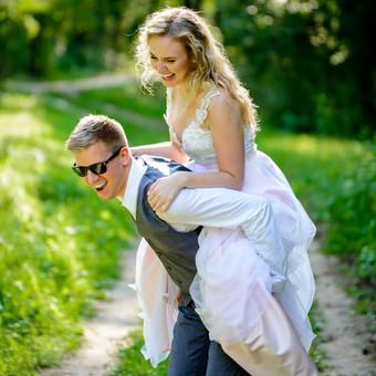 Profesionalus vestuvių fotografas / Livijus Raubickas / Darbų pavyzdys ID 549481