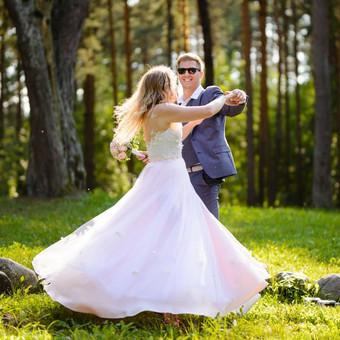 Profesionalus vestuvių fotografas / Livijus Raubickas / Darbų pavyzdys ID 549483