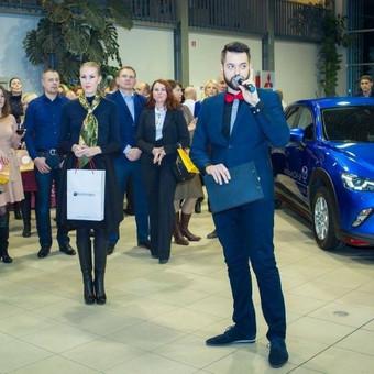 """Pretendentų """"Lietuvos metų automobilis 2016"""" pristatymas INCHCAPE MOTORS automobilių salone"""