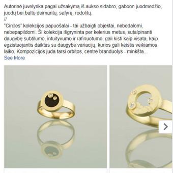 Pardavimų didinimas internetinės reklamos pagalba / Eglė Tertelė / Darbų pavyzdys ID 550013