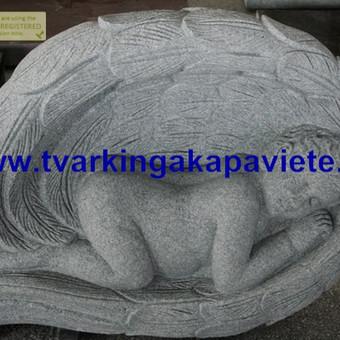Paminklų, antkapių gamyba, kapų tvarkymo paslaugos / TVARKINGA KAPAVIETĖ / Darbų pavyzdys ID 550201