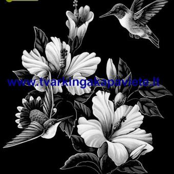 Paminklų, antkapių gamyba, kapų tvarkymo paslaugos / TVARKINGA KAPAVIETĖ / Darbų pavyzdys ID 550205