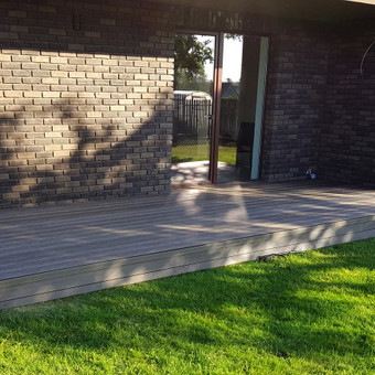 Viskas ko reikia terasos įrengimui - Ekoterasa.lt / UAB TERASIMA / Darbų pavyzdys ID 550351