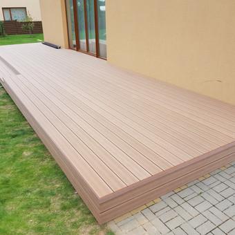Viskas ko reikia terasos įrengimui - Ekoterasa.lt / UAB TERASIMA / Darbų pavyzdys ID 550355