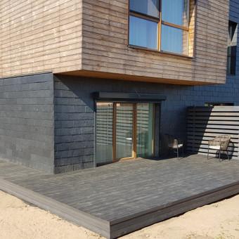 Viskas ko reikia terasos įrengimui - Ekoterasa.lt / UAB TERASIMA / Darbų pavyzdys ID 550359