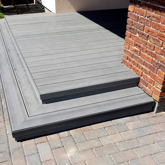 Viskas ko reikia terasos įrengimui - Ekoterasa.lt / UAB TERASIMA / Darbų pavyzdys ID 550365