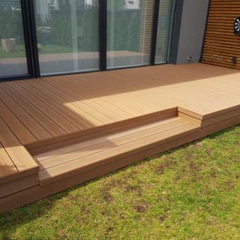Viskas ko reikia terasos įrengimui - Ekoterasa.lt / UAB TERASIMA / Darbų pavyzdys ID 550369