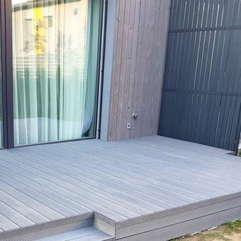 Viskas ko reikia terasos įrengimui - Ekoterasa.lt / UAB TERASIMA / Darbų pavyzdys ID 550377