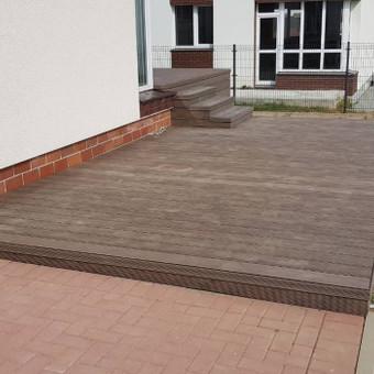 Viskas ko reikia terasos įrengimui - Ekoterasa.lt / UAB TERASIMA / Darbų pavyzdys ID 550383