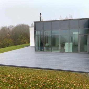Viskas ko reikia terasos įrengimui - Ekoterasa.lt / UAB TERASIMA / Darbų pavyzdys ID 550395
