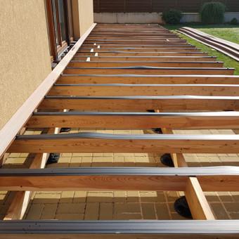 Viskas ko reikia terasos įrengimui - Ekoterasa.lt / UAB TERASIMA / Darbų pavyzdys ID 550397