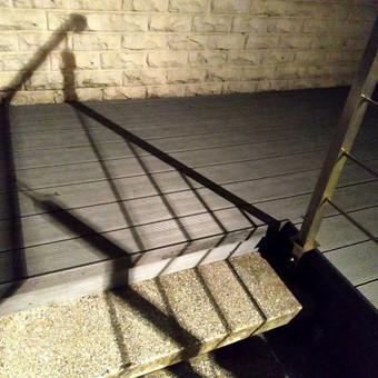 Viskas ko reikia terasos įrengimui - Ekoterasa.lt / UAB TERASIMA / Darbų pavyzdys ID 550399