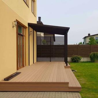Viskas ko reikia terasos įrengimui - Ekoterasa.lt / UAB TERASIMA / Darbų pavyzdys ID 550415