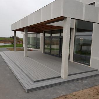 Viskas ko reikia terasos įrengimui - Ekoterasa.lt / UAB TERASIMA / Darbų pavyzdys ID 550419