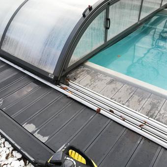Viskas ko reikia terasos įrengimui - Ekoterasa.lt / UAB TERASIMA / Darbų pavyzdys ID 550421
