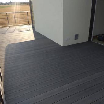 Viskas ko reikia terasos įrengimui - Ekoterasa.lt / UAB TERASIMA / Darbų pavyzdys ID 550425