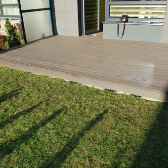 Viskas ko reikia terasos įrengimui - Ekoterasa.lt / UAB TERASIMA / Darbų pavyzdys ID 550427