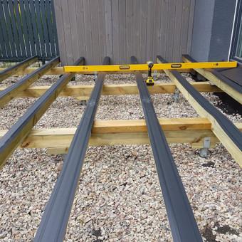Viskas ko reikia terasos įrengimui - Ekoterasa.lt / UAB TERASIMA / Darbų pavyzdys ID 550431